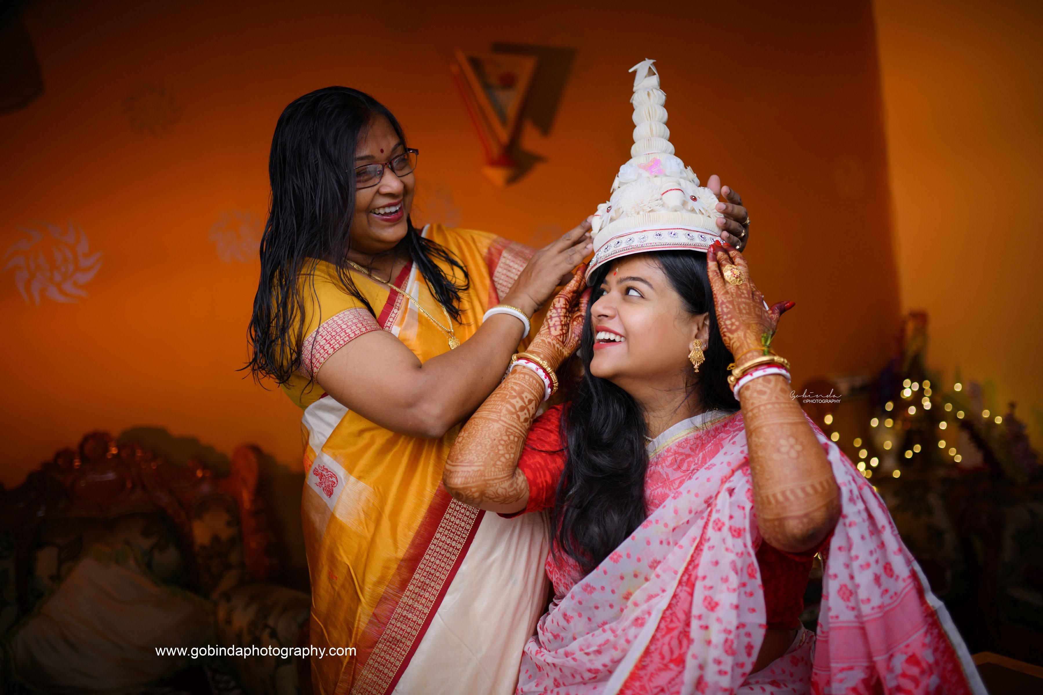 MANJIMA WEDDING| Gobinda Photography