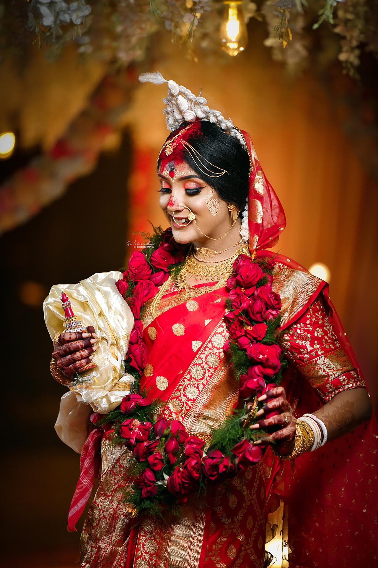 SANKHAMALA WEDDING| Gobinda Photography